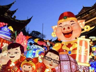 上海2014元宵节 2019上海元宵节活动汇总