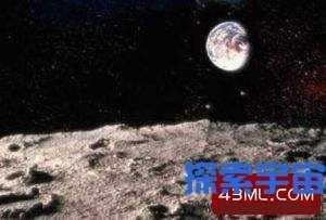 美丽的月亮上什么样 从月亮上看地球到底是什么样子